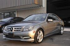 Mercedes-Benz : C-Class 4dr Sdn 3 0L