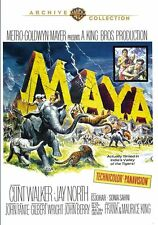 MAYA  (1966 Clint Walker, Jay North)   - Region Free DVD - Sealed
