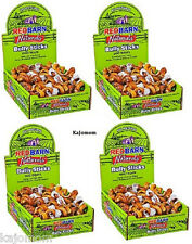 100 RED BARN BULLY SPRINGS NATURAL STICK CHEWS FRESH W/ TAGS SPIRALS Dental
