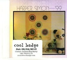 (DP961) Harper Simon, '99 - 2013 DJ CD