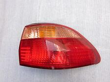 99 00 Honda Accord Taillight Rear Tail Lamp 1999 2000 Sedan