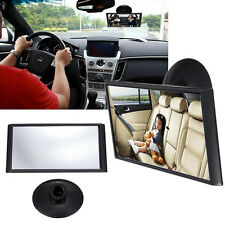 New Useful Car Baby Care Blind Spot Rear View Suction Mirror Adjustable HOT