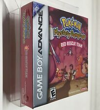 Pokemon Mystery Dungeon Red Rescue Team BRAND NEW Nintendo Game Boy Advance GBA