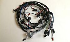 1967 Camaro RS Forward Front Light Wiring Harness with Gauges V8 Rally Sport
