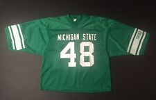 Men's Old School Mesh Michigan State Jersey - Size Medium