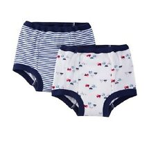Gerber Toddler Baby Boys 2-Pack Firetruck Training Pants Size 2T