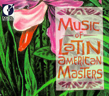 Music of Latin American Masters by Various Artists