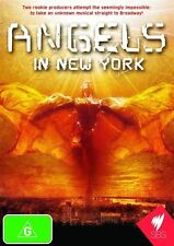 Angels In New York (DVD, 2010) New - Region Free
