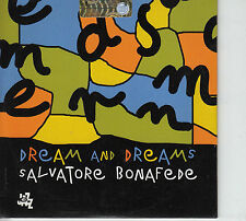 CD ALBUM PROMO SALVATORE BONAFEDE / DREAM AND DREAMS