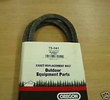 "40"" MURRAY TRACTOR CUTTER DECK BELT 37x62 by OREGON 40"" deck drive belt"