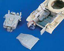 Verlinden 1/35 M60A1 Patton Tank Engine and Compartment Update Set (Tamiya) 1834