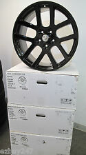 "22"" Dodge Ram 1500 SRT10 Style Set of Four New Gloss Black Wheels Rims 2223"
