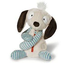 Nici Kuscheltier Hund mit Tasche Geheimnishüter Secret Tom 25 cm