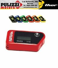 CONTAORE WIRELESS CROSS ENDURO vibrazione VIBRATION HOUR MOTO METER