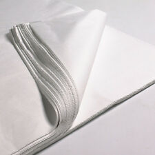 50 x SHEETS OF WHITE ACID FREE TISSUE WRAPPING PAPER SIZE 450 X 700MM 18 X 28""