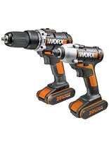 BRAND NEW Worx WX921 20v Combo Kit Drill and Impact Driver