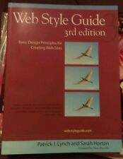 Web Style Guide: Basic Design Principles for Creating Web Sites by Patrick J. Ly