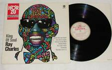 RAY CHARLES King Of Soul LP Vinyl HörZu Odeon 1968 Soul * RARE