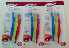9 Personna El Perfilador Eyebrows Disposable Shapers,9 Perfiladores Free Ship.
