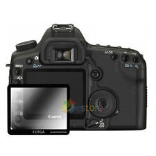 Hard Optical Glass LCD screen protector guard For Canon EOS 40D 50D 5D II camera