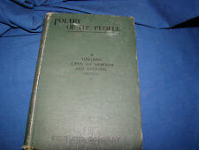 Poetry of the People - 1903 - Poems of England, Scotland, Ireland and America