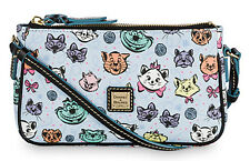 Dooney & Bourke Disney Parks CATS Pouchette Crossbody Bag Cheshire Aristocats