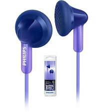 Philips SHE3010PP In-Ear Headphones 14.8mm open-back Earbud SHE3010 Purple