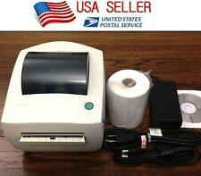 Zebra LP2844 Direct Thermal Label Tag Printer + 250 4X6 Label for Ebay Shipping