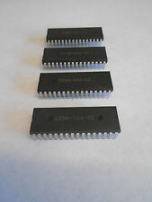 Set of 4 New and Unused Acorn RISC OS 3.11 ROMS (Archimedes, A3000 etc.)