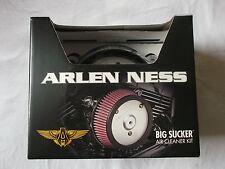 Arlen Ness - Big Sucker - Stage 1 - Luftfilter Kit für Harley Davidson Modelle