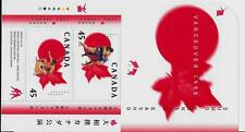Canada Stamps MNH ,Sumo Canada Basho , 02 X 45 Cents ,UT-1724 b ,CV$ 5,00