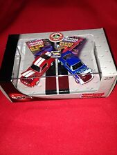 2001 100% Hot Wheels Mustang Monthly Magazine '67 Mustang GT 500, '65 Shelby GT