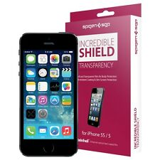 SPIGEN SGP Incredible shield Screen and Body Protector for iPhone 5 Transparant