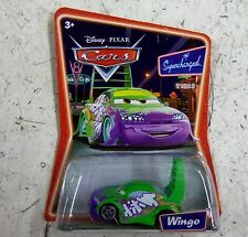 Disney Pixar Cars Wingo SUPERCHARGED **GENUINE*SEALED** P142-A5