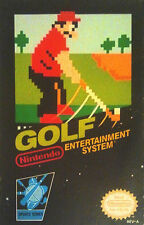 Golf (Nintendo Entertainment System, 1985)