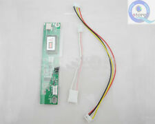 1 Lamp CCFL Universal Inverter + Small-Big Port Extension Cable for LCD Repair