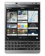 New Imported BlackBerry Passport 32GB 3GB Silver Edition With English Keypad