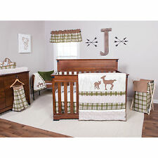 Trend Lab Deer Lodge 3-piece Crib Bedding Set