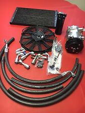 BMW 2002 Tii New AC Kit