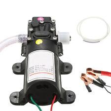 12V Ölabsaugpumpe Elektrisch Pumpe Ölwechsel Umfüllpumpe Saugpumpe Heizöl Diesel