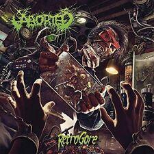 Aborted - Retrogore [New CD]
