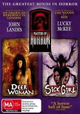 Masters Of Horror - Deer Woman / Sick Girl (DVD, 2006)
