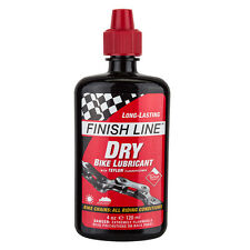 Finish Line Teflon-Plus Dry Lube F-l Drylube Tef 4oz Nonaerosol Dripbottle 12cs