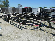 NEW 24' FLOAT ON PONTOON TRAILER  *MASSIVE YEAR END SALE * ACT FAST * DR TRAILER