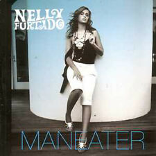 ☆ CD SINGLE Nelly FURTADO Maneater 2-track CARDSLEEVE ☆