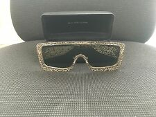 Karen Walker The Butler Critter Limited Edition Gold Sunglasses  Authentic
