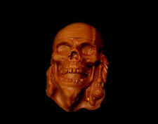 Pirate Zombie -FlexibleSilicone Mold-Candy Cookie Crafts Cupcake Skull Cake