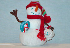 STARBUCKS COLLECTIBLE HOLIDAY 2006 SNOWMAN NEW