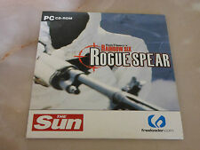 Il sole PC CD-ROM-TOM CLANCY'S RAINBOW SIX ROGUE SPEAR (2004)