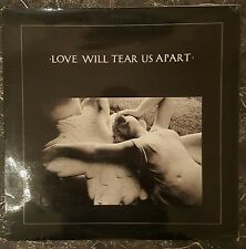 "JOY DIVISION LOVE WILL TEAR US APART 1980 UK PRESS 12"" VINYL Ex.Cond FREE POST"
